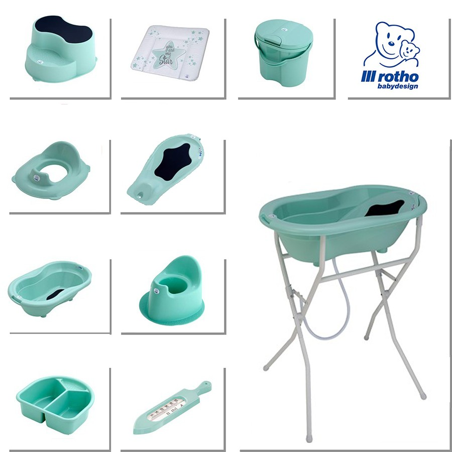 TOP Potty swedish green