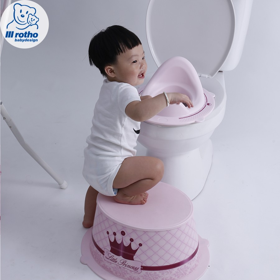 Style! Step stool Little Princess