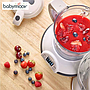 Babymoov Nutribaby 5 in 1 Baby Food Maker, Green