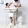 Bio bath tub white Patu